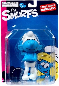 Goldie The Smurfs 5 Inch Action Figure Vanity Smurf