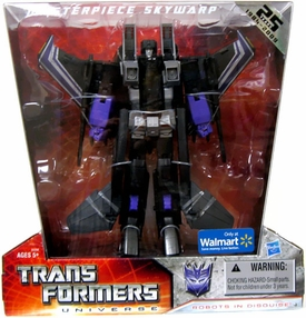 Transformers Universe 25th Anniversary G1 Series Exclusive Deluxe Figure Masterpiece Skywarp