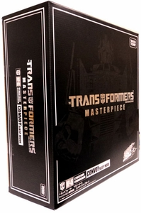Transformers Takara Masterpiece Collection e-Hobby Exclusive MP-04S Optimus Prime with 1:24 Scale Trailer [Sleep Mode Dead Version]