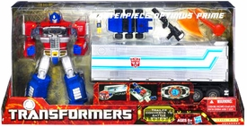 Transformers Exclusive Masterpiece Action Figure Optimus Prime