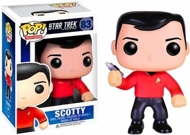 Funko POP! Star Trek Vinyl Figure Scotty