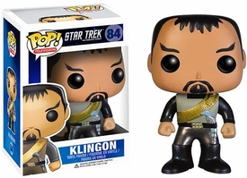Funko POP! Star Trek Vinyl Figure Klingon