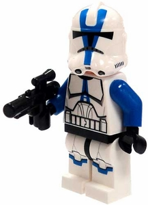 LEGO Star Wars LOOSE Mini Figure 501st Legion Clone Trooper with Blaster
