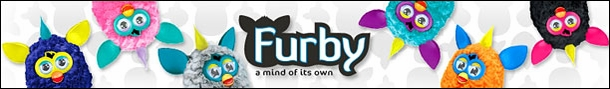 Furby Plush Toy Figures
