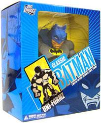 DC Direct Uni-Formz Limited Editon Vinyl Figure Classic Batman