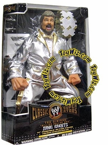 WWE Jakks Pacific Wrestling Action Figure Classic Ring Giants Million Dollar Man Ted Dibiase