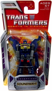 Transformers Hasbro Classics Figure Legends Soundwave