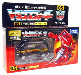 Transformers Takara / Tomy Renewal Packaging Exclusive e-Hobby Encore 2007 Ironhide [Movie Colors]