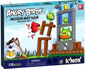 Angry Birds K'NEX Set #72613 Mission May'ham