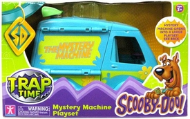 Scooby-Doo Trap Time Mystery Machine  Playset