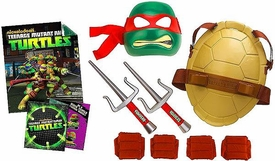 Nickelodeon Teenage Mutant Ninja Turtles Ultimate Ninja Turtle Pack Raphael