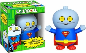 Funko Uglydoll x DC Comics Vinyl Figuree Babo Superman New!