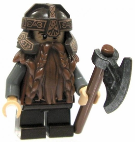 LEGO Lord of the Rings LOOSE Mini Figure Gimli