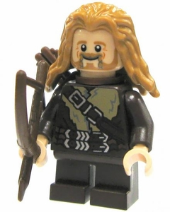 LEGO Hobbit LOOSE Mini Figure Fili the Dwarf