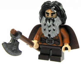 LEGO Hobbit LOOSE Mini Figure Bifur the Dwarf