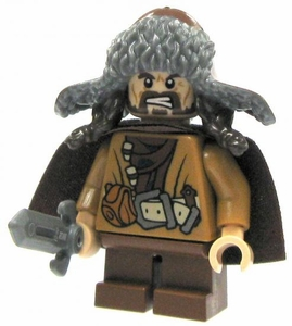 LEGO Hobbit LOOSE Mini Figure Bofur the Dwarf
