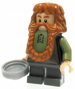 LEGO Hobbit LOOSE Mini Figure Bombur the Dwarf