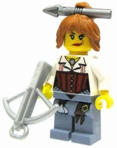 LEGO Ninjago LOOSE Mini Figure Ann Lee