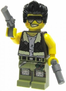 LEGO Ninjago LOOSE Mini Figure Frank Rock