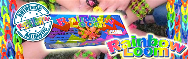 Official Rainbow Loom & Supplies