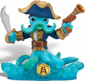Skylanders SWAP FORCE LOOSE Swappable Figure Wash Buckler