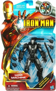 Iron Man The Armored Avenger Legends Series 6 Inch Action Figure War Machine