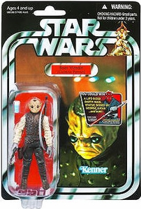 Star Wars 2012 Vintage Collection Action Figure #53 Bom Vimdin [Cantina Patron] Damaged Package, Mint Contents!