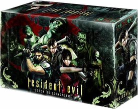 Resident Evil Deck Building Card Game Premiere Edition Base Set [250 Cards]