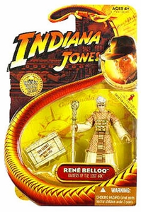 Indiana Jones Movie Hasbro Series 1 Action Figure Belloq [Raiders of the Lost Ark]