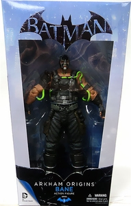 DC Collectibles Batman Arkham Origins Series 1 Action Figure Bane Pre-Order ships January