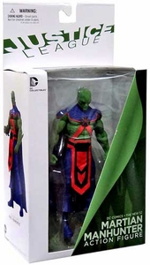 DC Collectibles New 52 Action Figure Martian Manhunter