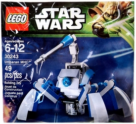 LEGO Star Wars Set #30243 Umbaran MHC [Bagged]