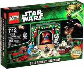 LEGO Star Wars Set #75023 2013 Advent Calendar