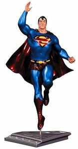 DC Collectibles Man of Steel Frank Quitely Superman Statue Pre-Order ships March