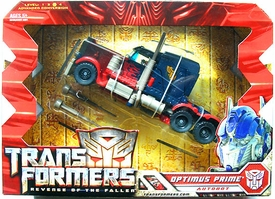 Transformers 2: Revenge of the Fallen Voyager Action Figure Optimus Prime