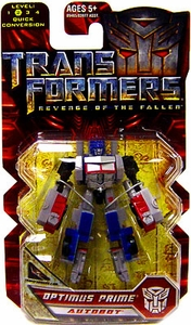 Transformers 2: Revenge of the Fallen Legends Mini Action Figure Optimus Prime