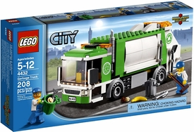 LEGO City Set #4432 Garbage Truck
