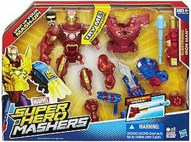 Marvel Super Hero Mashers Action Figure Electronic Iron Man