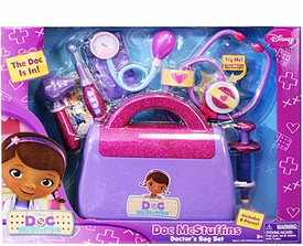 Disney Doc McStuffins Doctor's Bag Play Set [8 Piece]