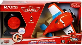 Disney PLANES Fisher Price Remote Control Plane Dusty Crophopper