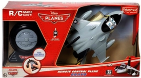 Disney PLANES Fisher Price Remote Control Plane Bravo