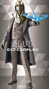 Foxbox Studios God Complex 1/6 Scale Collectible Figure Zeus Pre-Order ships November