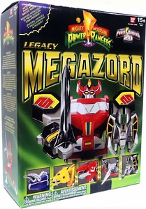Power Rangers Exclusive 20th Anniversary Edition Mighty Morphin Legacy Megazord