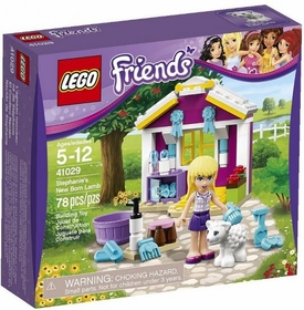 LEGO Friends Set #41029 Stephanies Newborn Lamb