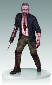 Walking Dead TV 1/4 Scale Statue Merle Dixon Walker Pre-Order ships December