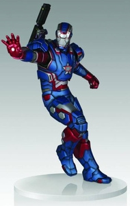 Gentle Giant Ironman 3 Iron Patriot 1/4 Scale Statue Pre-Order ships December