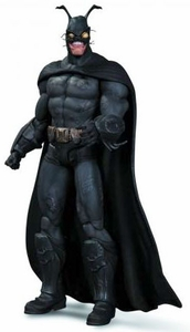 Batman Arkham City Action Figure Rabbit Hole Batman Pre-Order ships June