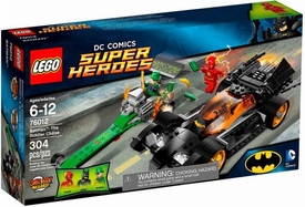 LEGO DC Comics Super Heroes Set #76012 Batman: The Riddler Chase