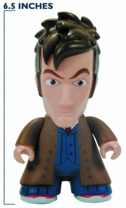 Doctor Who Titans 6.5in Vinyl Figure 10th Doctor Pre-Order ships August