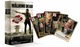 Walking Dead Cryptozoic The Walking Dead Card Game